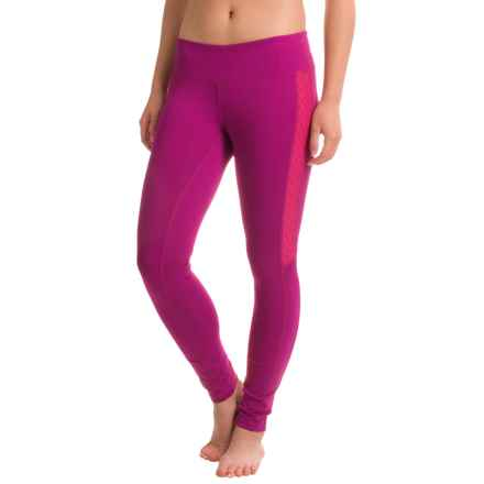 prAna Lennox Leggings (For Women) in Rich Fuchsia - Closeouts