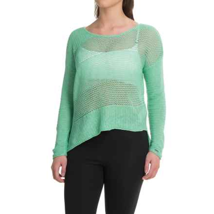 prAna Liana Sweater (For Women) in Bora Bay - Closeouts