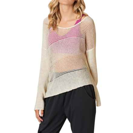 prAna Liana Sweater (For Women) in Winter - Closeouts