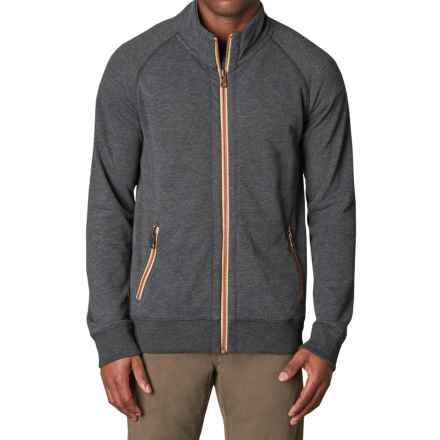 prAna Lifetime Jacket - Organic Cotton (For Men) in Black - Closeouts
