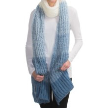 prAna Lindsy Scarf (For Women) in Blue - Closeouts