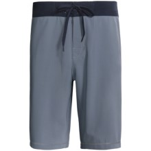 prAna Linear Shorts (For Men) in Slate - Closeouts