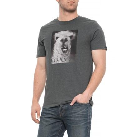 90b166b35 prAna Llama ste Journeyman T-Shirt - Short Sleeve (For Men) in