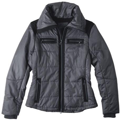 prAna Lovetta Jacket - Insulated (For Women) in Black