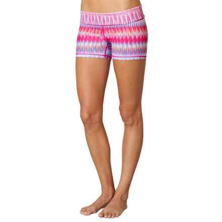 prAna Luminate Shorts (For Women) in Festival Pink - Closeouts