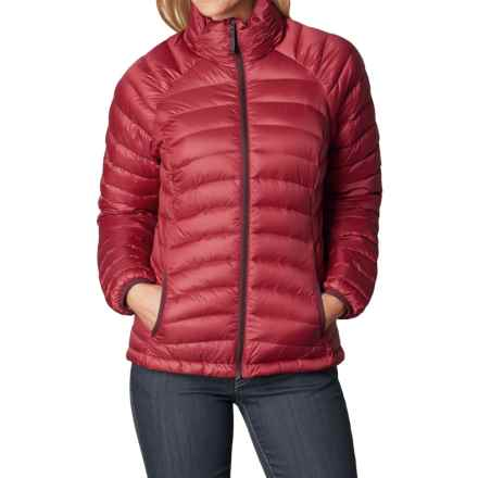 prAna Lyra Down Jacket - 700 Fill Power (For Women) in Sunwashed Red - Closeouts