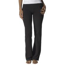prAna MacKenzie Pants - Supplex® Nylon (For Women) in Black - Closeouts