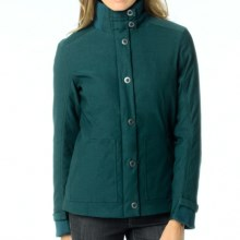 prAna Marissa Jacket - Insulated (For Women) in Deep Teal - Closeouts