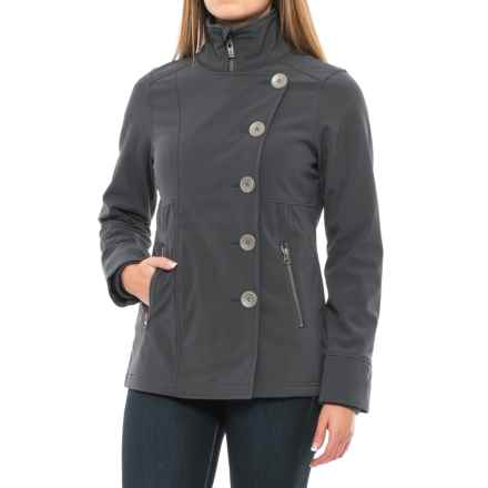 prAna Martina Jacket (For Women) in Coal - Closeouts