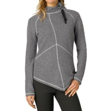 prAna Mattea Sweater (For Women) in Black - Closeouts