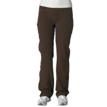 prAna Maya Pants (For Women) in Espresso - Closeouts