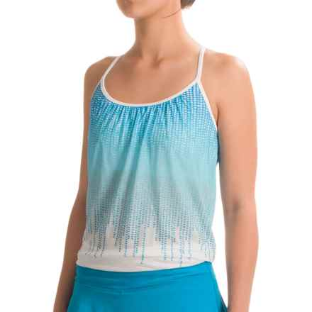prAna Meadow Tank Top (For Women) in Cove Cascade - Closeouts