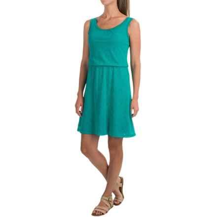 prAna Mika Tank Dress - Sleeveless (For Women) in Dragonfly Copa - Closeouts