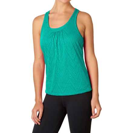 prAna Mika Tank Top - Scoop Neck, Racerback (For Women) in Dragonfly Copa - Closeouts