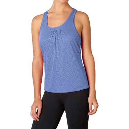 prAna Mika Tank Top - Scoop Neck, Racerback (For Women) in Supernova Copa - Closeouts