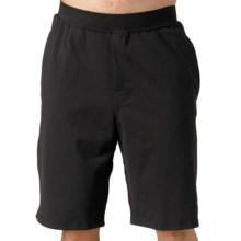 prAna Mojo Chakara Shorts (For Men) in Black - Closeouts