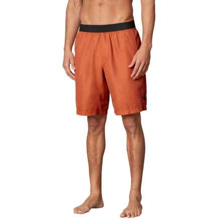 prAna Mojo Shorts (For Men) in Cayenne - Closeouts