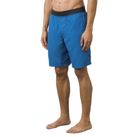 prAna Mojo Shorts (For Men) in Classic Blue
