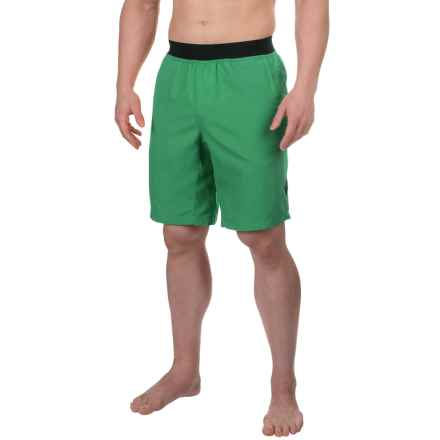 prAna Mojo Shorts (For Men) in Dusty Pine - Closeouts