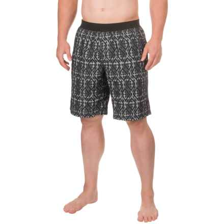 prAna Mojo Shorts (For Men) in Mixology Gravel - Closeouts