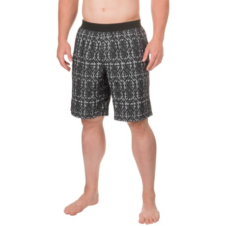 prAna Mojo Shorts (For Men) in Mixology Gravel