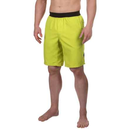 prAna Mojo Shorts (For Men) in Sulphur - Closeouts