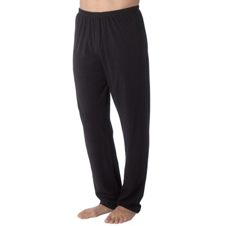 prAna Momentum Yoga Pants - Organic Cotton (For Men) in Black