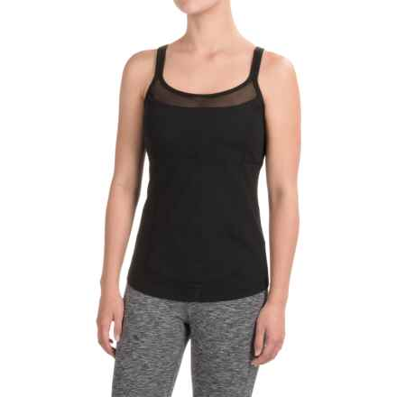 prAna Nile Tank Top (For Women) in Black - Closeouts