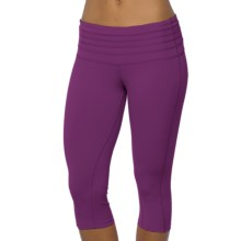 prAna Olympia Knickers - Supplex® Nylon-Lycra® (For Women) in Red Violet - Closeouts