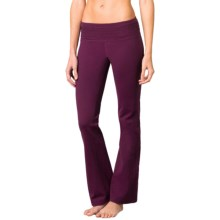 prAna Olympia Pants (For Women) in Black Plum - Closeouts