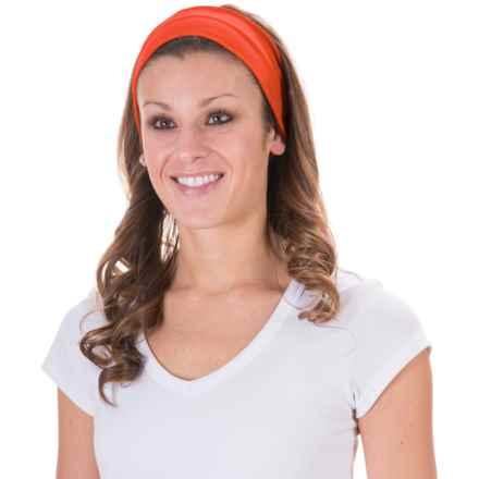 prAna Organic Cotton Headband (For Women) in Fireball - Closeouts