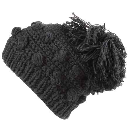 prAna Pammy Beanie (For Women) in Black - Closeouts