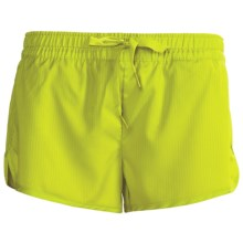 prAna Paradise Short - UPF 50+, CoolMax® (For Women) in Lime - Closeouts