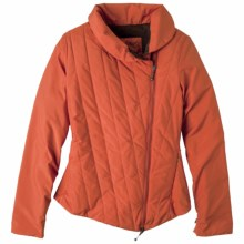 prAna Parfait Jacket - Insulated, Soft Shell (For Women) in Cayenne - Closeouts