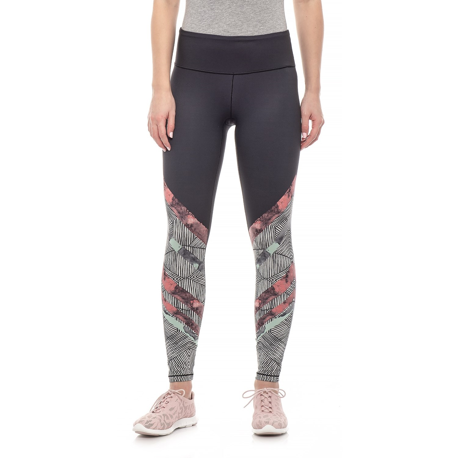 d5118016b3f96 prAna Pillar Printed Leggings (For Women) in Bone Caribou ...