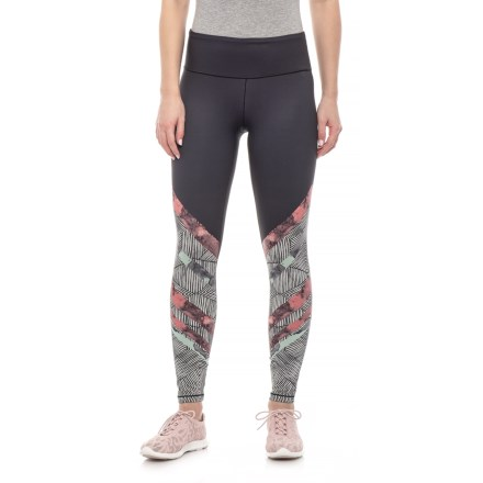 6fdeaa6ec6 prAna Pillar Printed Leggings (For Women) in Bone Caribou - Closeouts