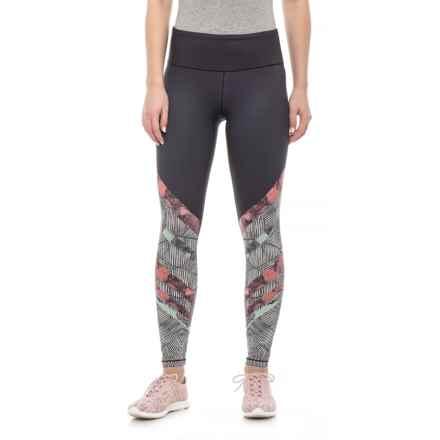 prAna Pillar Printed Leggings (For Women) in Bone Caribou - Closeouts