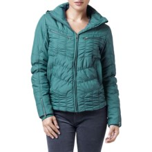prAna Quilted Powder Parka Jacket - Insulated (For Women) in Mystic - Closeouts