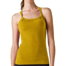 prAna Quinn Chakara Tank Top (For Women) in Agave - Closeouts
