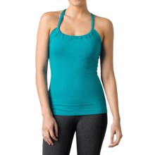 prAna Quinn Chakara Tank Top (For Women) in Cast Blue - Closeouts