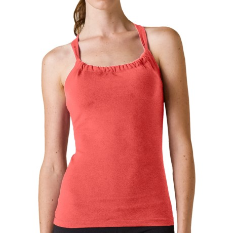 prAna Quinn Chakara Tank Top (For Women) in Poppy