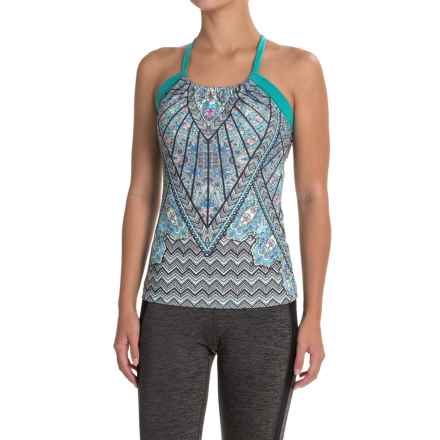 prAna Quinn Top - Sleeveless (For Women) in Dragonfly Samba - Closeouts