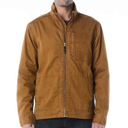 Prana Rawkus Jacket (For Men) in Dark Ginger - Closeouts