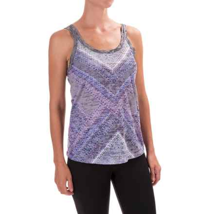 prAna Restore Tank Top (For Women) in Cobalt - Closeouts