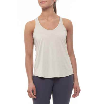 df5395f69ecc4 Gaiam Emila Pintuck Mesh Tank Top (For Women) - Save 42%