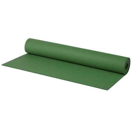 prAna Revolution Yoga Mat - 4mm in Seaweed - Closeouts