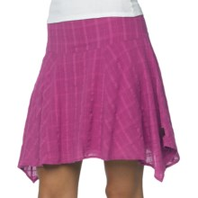 prAna Rhia Skirt - Fully Lined (For Women) in Vivid Viola - Closeouts