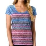 prAna Ribbon T-Shirt - Recycled Materials, Short Sleeve (For Women)