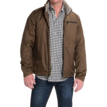 prAna Roaming PrimaLoft® Jacket - Water Resistant, Insulated (For Men) in Brown - Closeouts