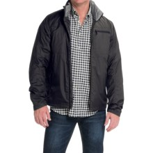 prAna Roaming PrimaLoft® Jacket - Water Resistant, Insulated (For Men) in Coal - Closeouts